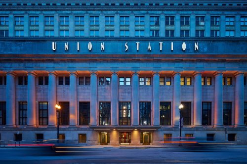 Union Station, Epiphany Church Projects Honored For 'Creative, Inclusive And Sustainable' Overhauls