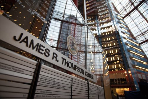 City Council Approves Thompson Center Zoning Change, Paving The Way For A Sale