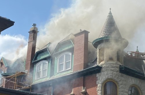 1890s Logan Square Home Damaged In Tuesday Fire Will Be Restored, Homeowner Says
