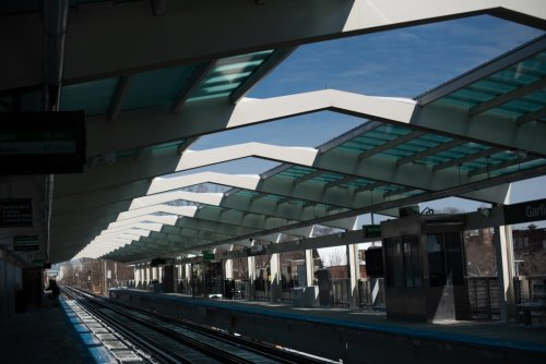Garfield Green Line Station Redesign Honored By State's Top Architecture Organization