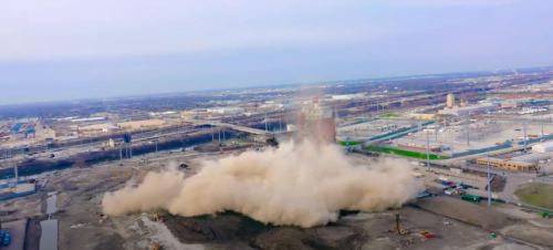 City Staffers Should Be Punished Or Fired For Handling Of Coal Plant Implosion In Little Village, Watchdog Says