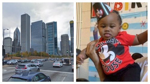 Kayden Swann, Toddler Shot In Head On Lake Shore Drive, Out Of Intensive Care, Expected To Have 'A Great Road Ahead'