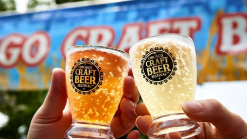 Craft Beer Fest Bringing More Than 40 Beers To Fulton Market This Weekend