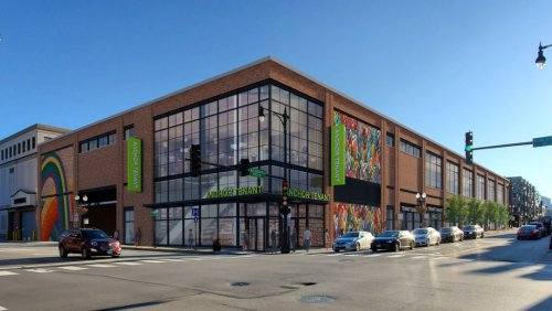 Developer Won't Tell Alderman, Neighbors What Will Open In Lakeview's Fifth Third Bank Building Until It's Under Construction