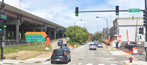 Dan Ryan Expressway Ramp In Pilsen Closed 6 Weeks For Construction