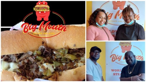 After Winning Over Chicagoans With Their Food Truck, Couple Opening Big Mouth Steaks And Subs In Logan Square Saturday