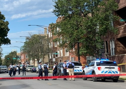 Man Fatally Shot Near Logan Square Elementary School On Sunny Afternoon: 'It's Just Scary'