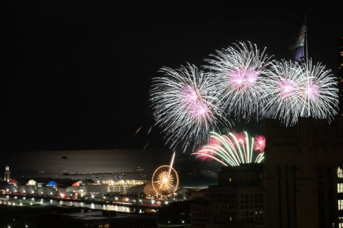 No Fireworks At Navy Pier For Fourth Of July This Year — But There Will Be Music, Activities