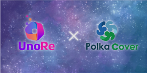 UnoRe announces its partnership with PolkaCover