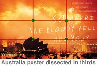 The power of the visual: Learning from Down Under promotion videos