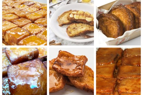 Torrijas a domicilio: 15 pastelerías de toda España que las envían en Semana Santa