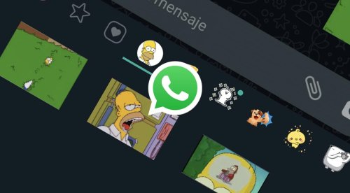 Cómo crear tus stickers animados para WhatsApp