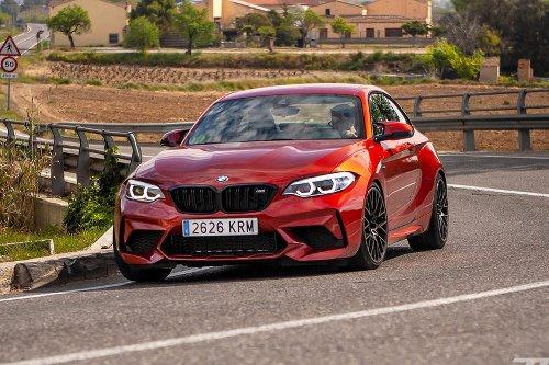 Ruta a la búsqueda del olvidado Circuito de Vilafranca con un BMW M2 Competition