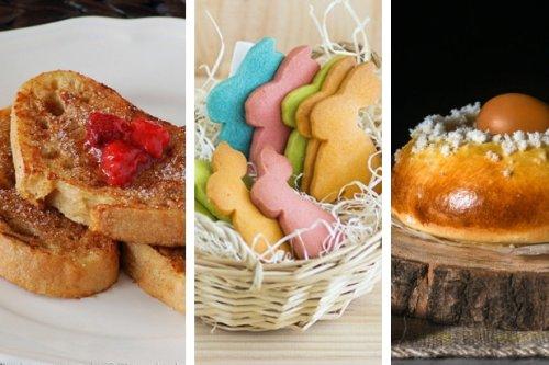 23 recetas dulces de Semana Santa para hacer con niños: torrijas, monas de Pascua, galletas y más cosas ricas