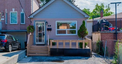 This is what a $600K house looks like in Toronto