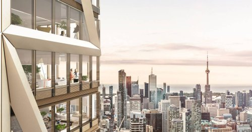 These 10 skyscrapers could soon be the tallest buildings on Toronto's skyline