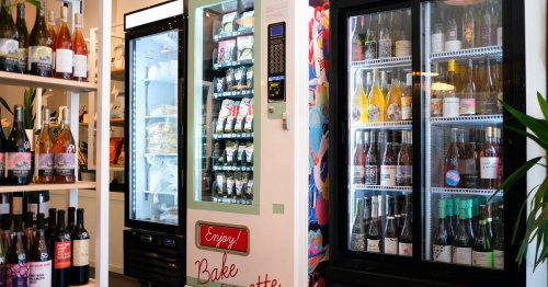Toronto now has a vending machine for sweet treats and more could be on the way