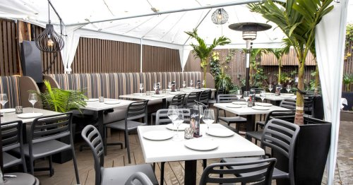15 heated and covered patios in Toronto where you can eat outside during cold weather