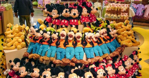 The Disney Store is holding huge liquidation sales before shutting down in Canada