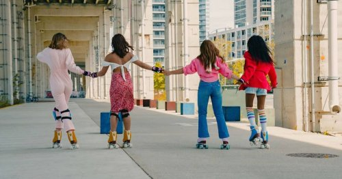 Roller skates might be Toronto's hottest new trend and they're suddenly everywhere