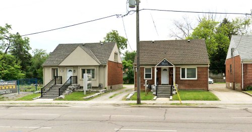 These two neighbouring tiny houses in Toronto are on sale for $3.6 million each