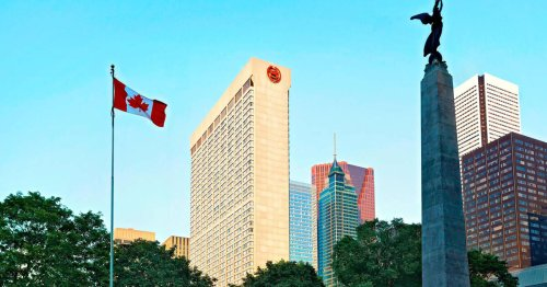 One of Toronto's biggest hotels is about to get a fresh new look
