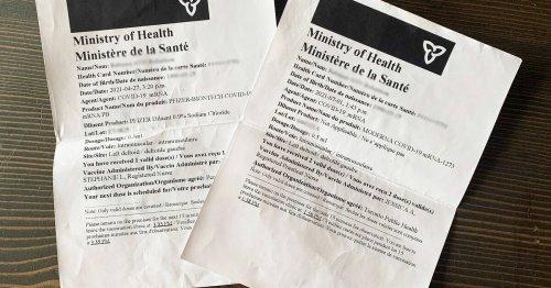 How to download your vaccine passport in Ontario
