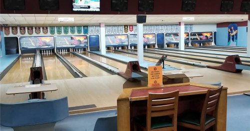 You can buy your own bowling alley in Ontario for $90K