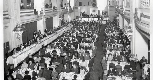 The history of what was once Toronto's most luxurious restaurant