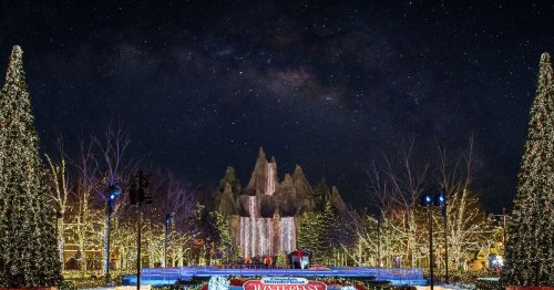 There's a huge winter festival coming to Canada's Wonderland
