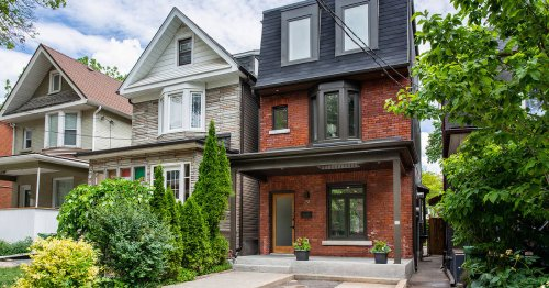 Here's how much money you need to make per year to afford a house in Toronto