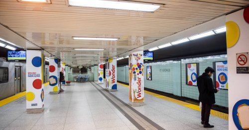 TTC is closing six downtown subway stations for almost two weeks