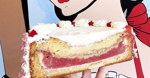 Toronto bakery is now making cake with pie inside