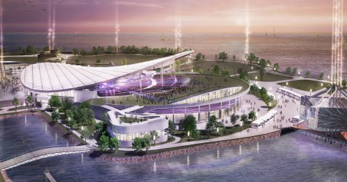 Ontario Place's iconic Budweiser Stage amphitheatre is getting a massive revamp