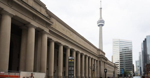 Toronto just declared construction complete at Union Station but lol yeah right
