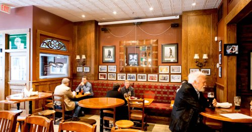 Irish pub famous for its Guinness clock has been a Toronto staple since the 60s