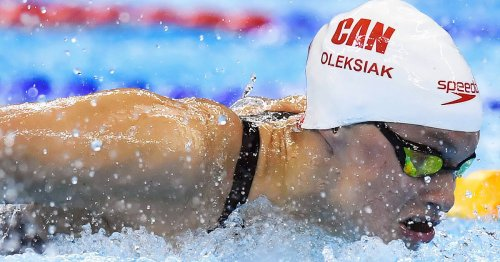 This is how people reacted to Penny Oleksiak's record-breaking Olympic medal win