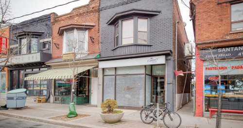 This $1.1 million Toronto property is a rock-and-roll lover's dream