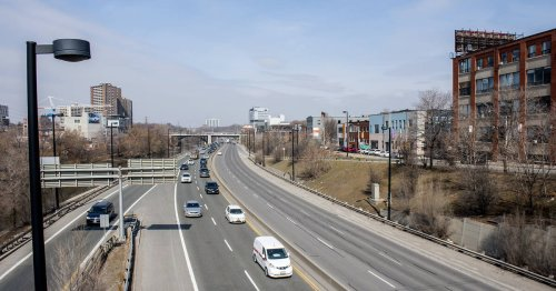 Toronto is closing down the DVP this weekend