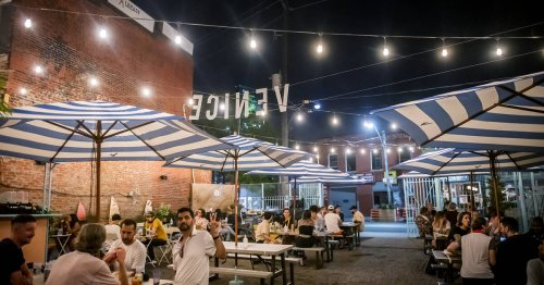 Toronto just got a new beach bar that will be home to food pop-ups
