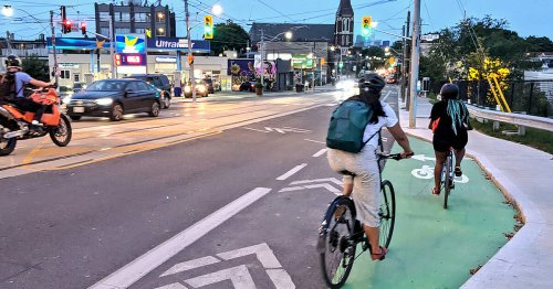One of Toronto's most confusing intersections just got a smart makeover