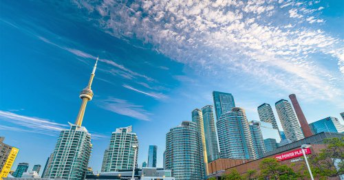 It's finally going to get more consistently hot and sunny in Toronto for the end of summer