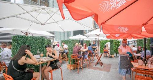75 essential restaurants for outdoor patio dining in Toronto