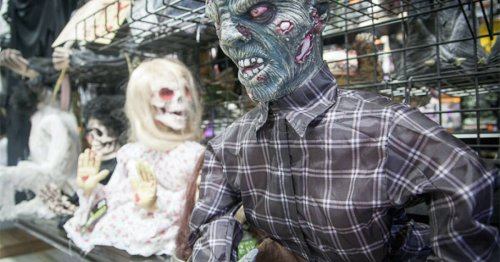 Toronto's famous store for Halloween costumes has permanently closed