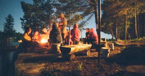 It's now easier to find and book a camping experience in Ontario