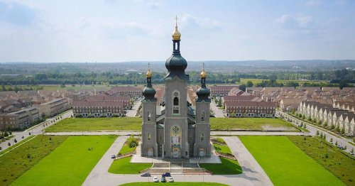 The history of Markham's massive Cathedral of the Transfiguration