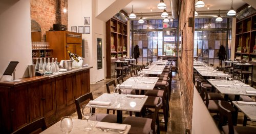 One of Toronto's most romantic restaurants permanently closes