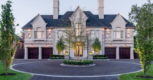This is what a $13 million mansion in Richmond Hill looks like