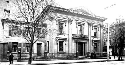 The history of what was once Toronto's grandest mansion