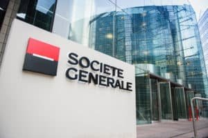 Societe Generale Issues First Covered Bond (EUR 100m) As a Security Token on the Ethereum Blockchain